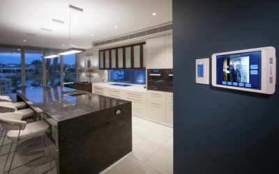 Hard-Wired Home Automated 'Smart Homes'
