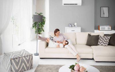 Split System Heating & Cooling